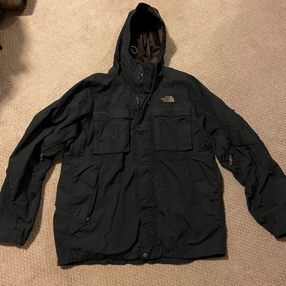 North face cold weather jacket